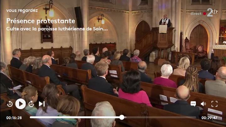 Screenshot_2019-05-26 Les chemins de la foi Culte avec la paroisse luthérienne de Saint-Jean, à Paris