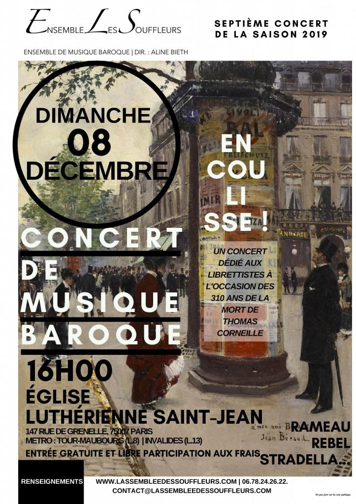 Affiche En coulisse - ELS - 081219